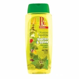 Bohemia Cosmetics - vlasový šampon 300 ml - kopřiva
