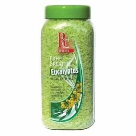 Bohemia Cosmetics - bylinná koupelová sůl 900 g - eukalyptus