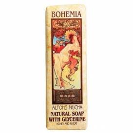 Toaletné mydlo 125 g Mucha Art nouveau s vôňou medu