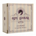 Za prvej republiky - žien mydlo 140 g - levanduľa