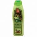 Bohemia Kozmetika - krémový sprchový gél 500 ml - olivový