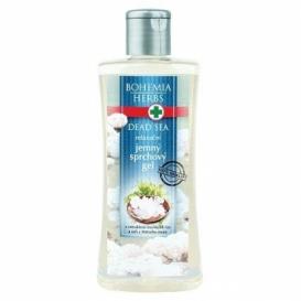 Bohemia Herbs - sprchový gel 250 ml se solí z Mrtvého moře