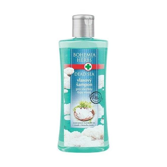 Vlasový šampón so soli z mŕtvého mora 250 ml