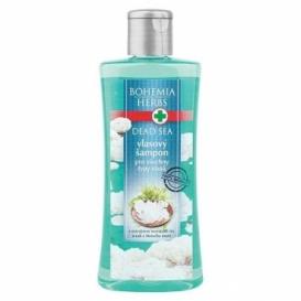 Bohemia Herbs - vlasový šampon 250 ml se solí z Mrtvého moře