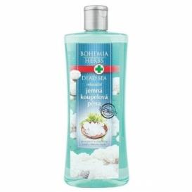 Bohemia Herbs - koupelová pěna 500 ml se solí z Mrtvého moře