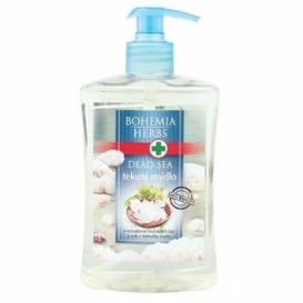 Bohemia Bylinky - tekuté mydlo 500 ml so soľou z Mŕtveho mora