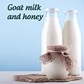 Med a kozie mlieko - kozmetika