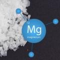 Kozmetika s magnéziovou soľou
